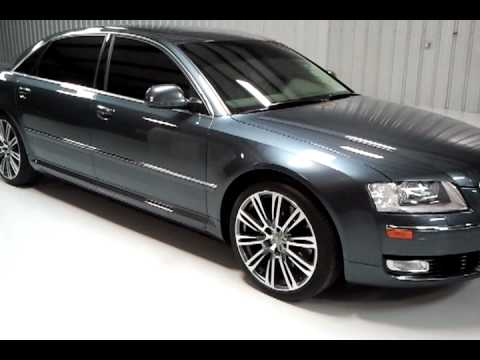 2008 Audi A8 L 20 Quot Wheels Youtube