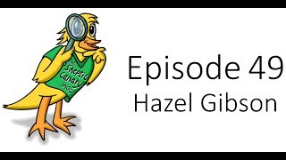 Ep49 - Hazel Gibson - Skeptic Canary Show