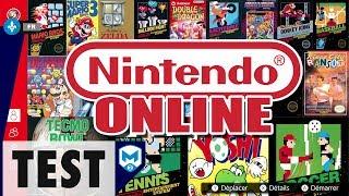 Test du service Nintendo Switch Online - Switch [FR]