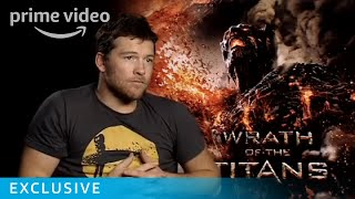 Sam Worthington And Jonathan Liebesman Wrath Of The Titans Interview