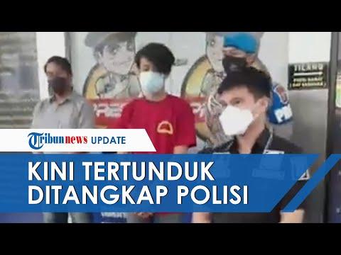 Remaja yang Ngaku Keponakan Jenderal Bintang 2 Ketahuan Ngibul, Kini Hanya Tertunduk Diciduk Polisi