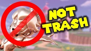 Pink Gold Peach is NOT TRASH!