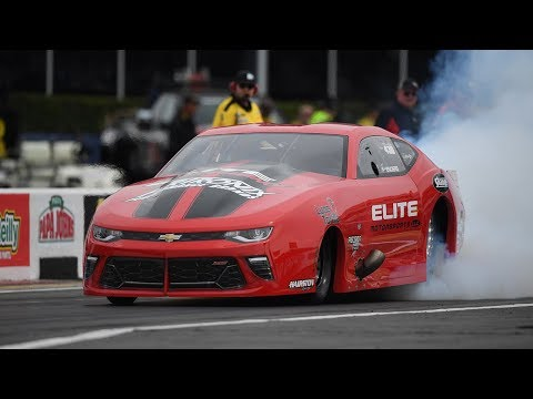 Erica Enders makes her NHRA Pro Mod debut in Houston