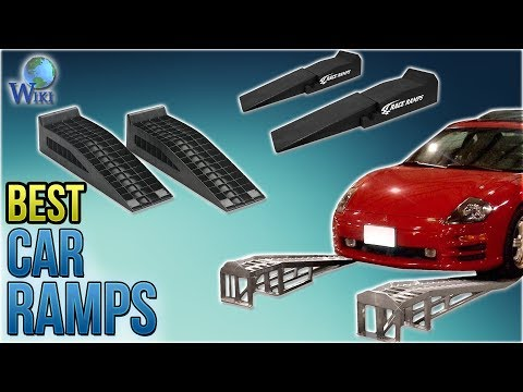 9 Best Car Ramps 2018