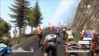 Le Tour De France 2011 / Ps3 Vidéo test et commentée !