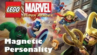 Lego Marvel Super Heroes Let