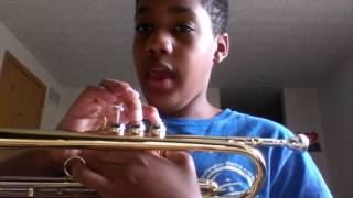 Download Lagu How to play John Cena s theme song on your trumpet MP3