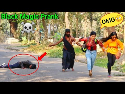 Black Magic Prank Gone Wrong 😳😳 PrankBuzz | Hypnotize Prank