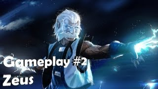 Dota 2 Gameplay - Zeus [PT-BR]