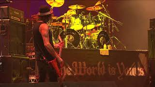 Motorhead - I Know How To Die live at Wacken 2011 HD