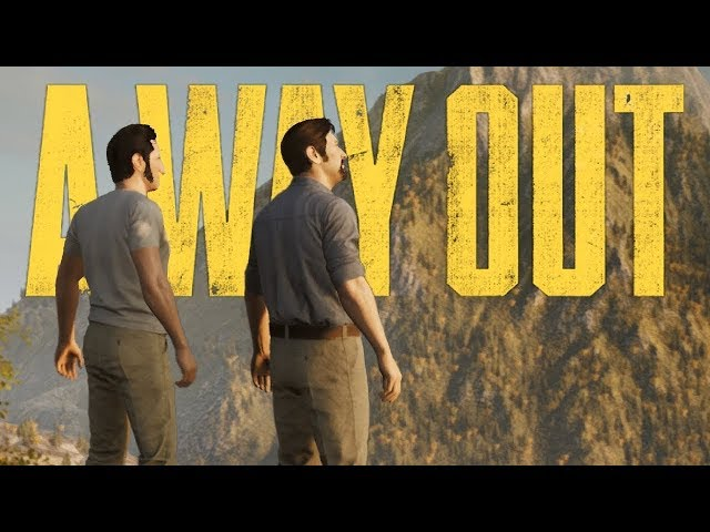 THE END | A Way Out Playthrough #9 (End)