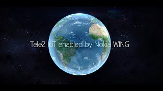 Tele2 IoT enabled by Nokia WING