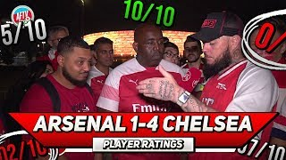 Arsenal 1-4 Chelsea Player Ratings | Another Dreadful Away Day Performance (Ft DT & Troopz)