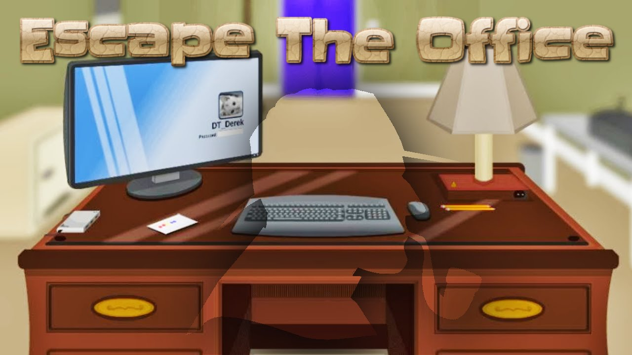 Escape The Office - Stuck In A Room - YouTube