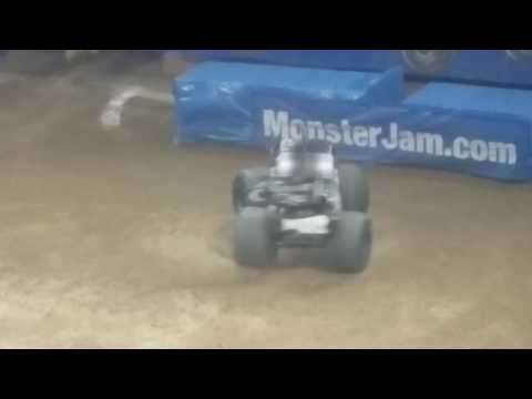 Monster Jam - Sacramento 2017