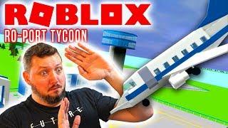 HEMMELIGT FLY?!! - Roblox RO-Port Tycoon Dansk
