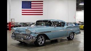 GR Auto Gallery: 1958 Chevrolet Impala