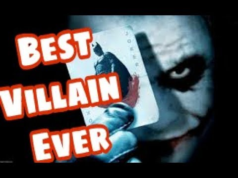 5 Facts That Prove The Joker Is The Best Super Villain