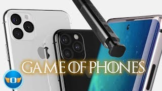 صراع العروش | من سينتصر ⁦⚔️⁩ Note10 ⁦⚔️⁩ iPhone11 ⁦⚔️⁩ Mate30 pro