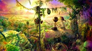 Music: Nanase Hikaru - Furusanto no Yorokobi Picture: Unknown Art =...