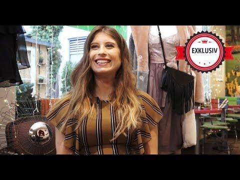 Cathy Hummels  Trotz XXL Babybauch  Sie trägt immer noch Kleidergröße 36!