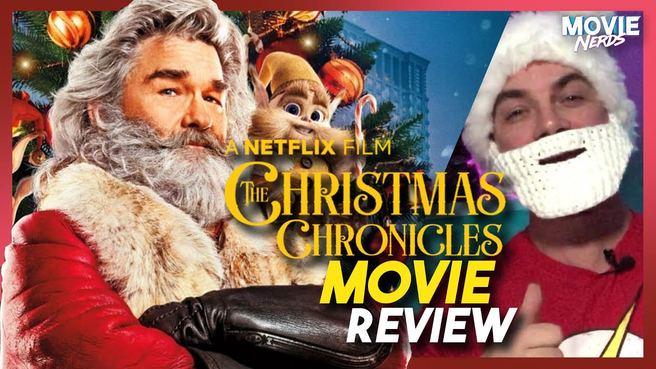 Christmas Chronicles Review.The Christmas Chronicles Netflix Movie Review By Movie Nerds
