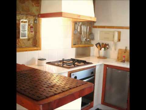 B1 bandejas abatibles en cocinas r sticas youtube - Diseno cocinas rusticas ...