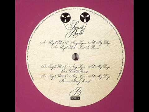 Purple Velvet - All My Days (Frits Wentink Remix)
