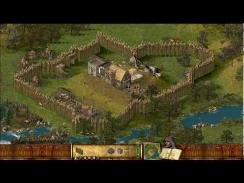 Stronghold HD Gameplay