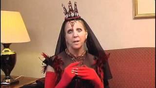 Nichola McAuliffe the Wicked Fairy