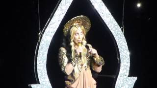 Cher - I Hope You Find It (Staples Center, Los Angeles CA 7 / 7/14)
