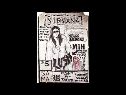 Nirvana   Community World Theater, Tacoma, WA 03 19 88 SBD1   Remastered