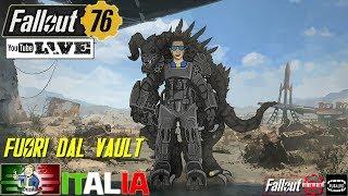 [PC] Fallout 76☢ [RTX 2080 TI] Livestreaming – Multiplayer PvP + Storia – Gameplay ITA