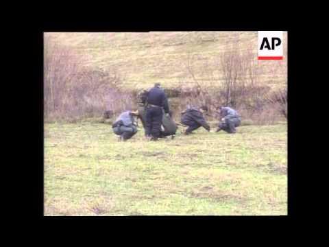KOSOVO: SERBS CONTINUE MILITARY OFFENSIVE (V)