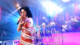 Katy Perry - Waking Up In Vegas (Special in London, 1080p HD)