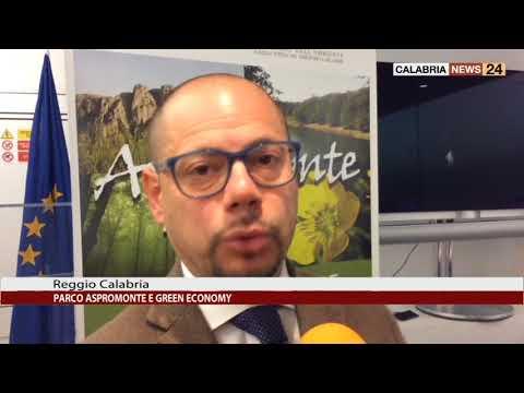 IL PARCO NAZIONALE D'ASPROMONTE E LA GREEN ECONOMY