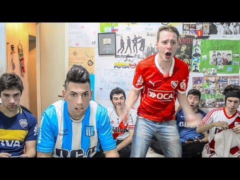 Independiente 2 Racing 0 | Clásico de Avellaneda 2017 | Reacciones de Amigos