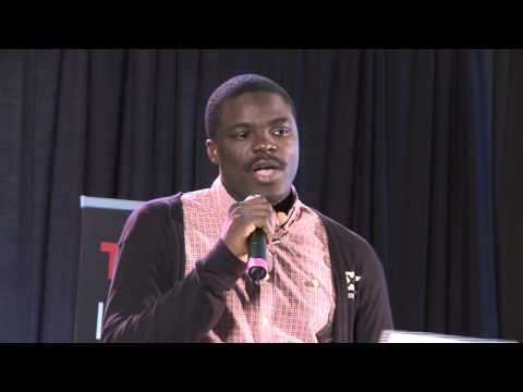 Education - a school of many: Iyinoluwa Aboyeji at TEDxLaurierUniversity