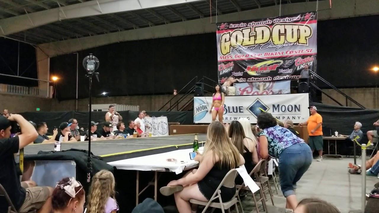 Pinay bikini contest - YouTube