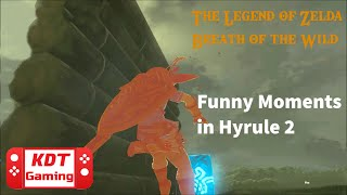 Breath of the Wild - Funny Moments in Hyrule 2