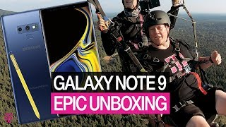 NEW Samsung Galaxy Note 9 | EPIC All Day Unboxing with AskDes | T-Mobile