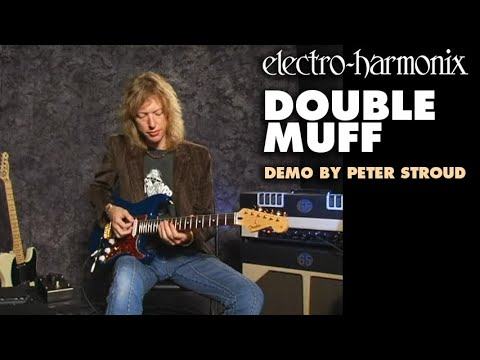 Double Muff - Demo by Peter Stroud - Fuzz/ Overdrive