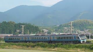 【走行動画】JR四国2000系TSE 予讃線高松-松山回送