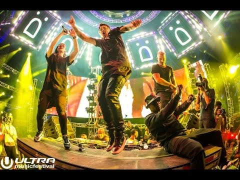 Skrillex Live @ Ultra  Festival 2015