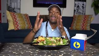 ZAXBY'S MUKBANG ! ! ! THE REAL TALK EATING SHOW