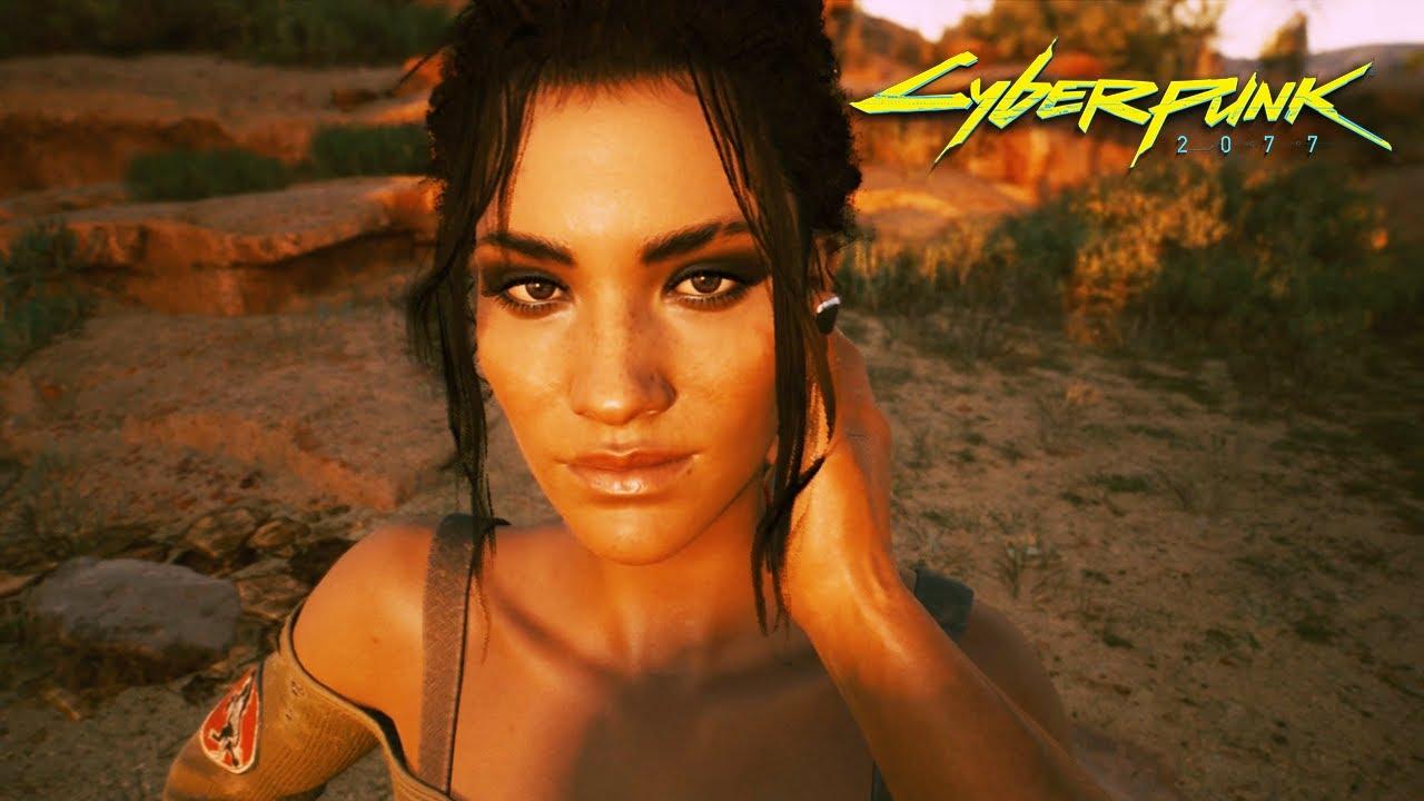 Cyberpunk 2077 Panam Romance (Full Romance) 1080p 60FPS HD