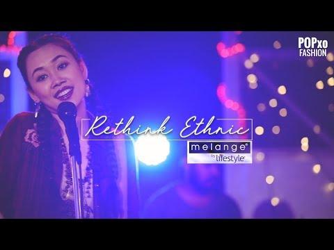 Rethink Ethnic Feat Melange - POPxo Fashion