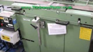 Thickness Planers Uk