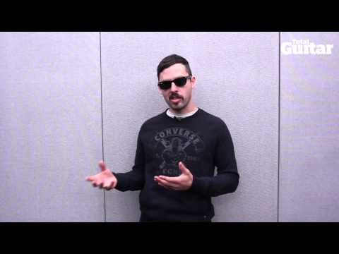 Onstage Nightmares interview with The Dillinger Escape Plan's Ben Weinman