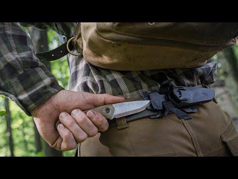 Gerber Principle: American Made Fixed Blade
